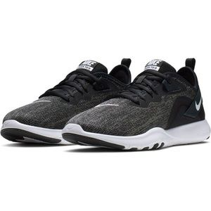 NEW Nike Flex Trainer Black Shoe / 8, 8.5, 9.5, 10